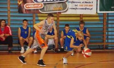 X Międzynarodowy Turniej Koszykówki Kadetów Wejher Cup 2010 - 24-26.09.2010