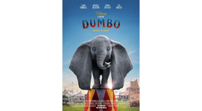 Dumbo 2D dubbing