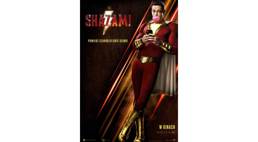 Shazam! 2D napisy