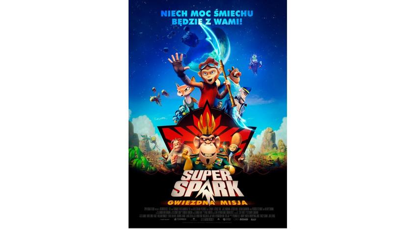 Super Spark: Gwiezdna misja 2D dubbing