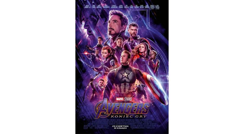 Avengers: Koniec gry 2D dubbing