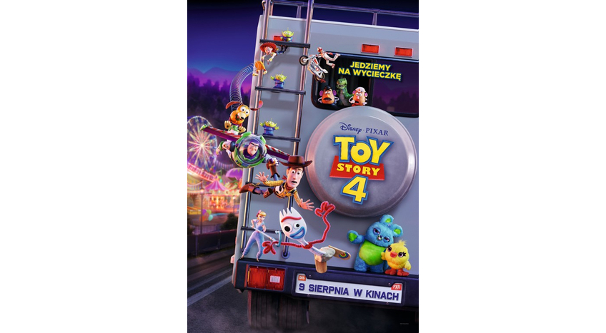 Toy Story 4 2D dubbing