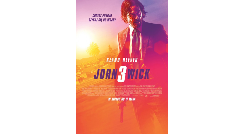 John Wick 3 2D napisy
