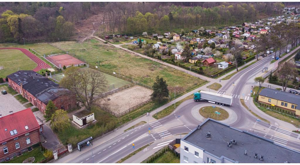 Ruszyła budowa połączenia drogowego łączącego ulice Sucharskiego i Strzelecką w Wejherowie