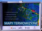 Mapy termowizyjne strat ciepła w Wejherowie