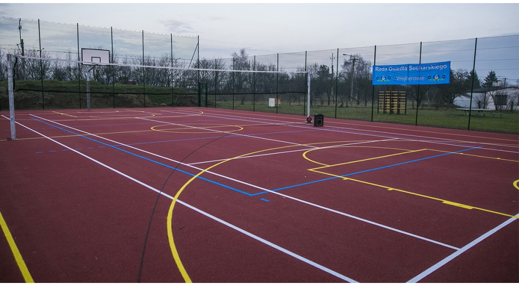 Od 4 maja otwarte obiekty sportowe