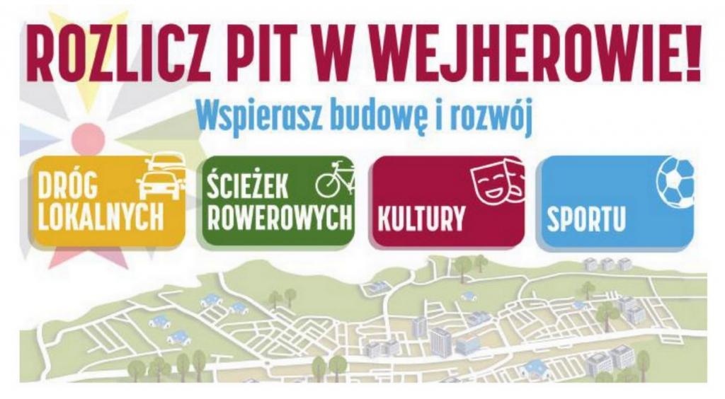 Warto rozliczyć PIT w Wejherowie!
