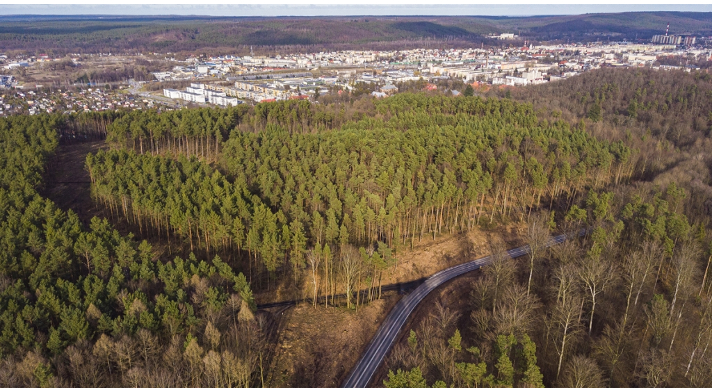 Zamknięcie ruchu na ul. Strzeleckiej – od ul. Herberta w Gowinie do granicy z miastem Wejherowo