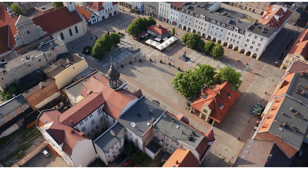 Otwarte konkursy w ramach Rewitalizacji Śródmieścia Wejherowa