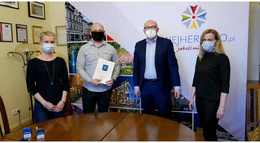 Dotacja na szkolenie dzieci i młodzieży w Wejherowie
