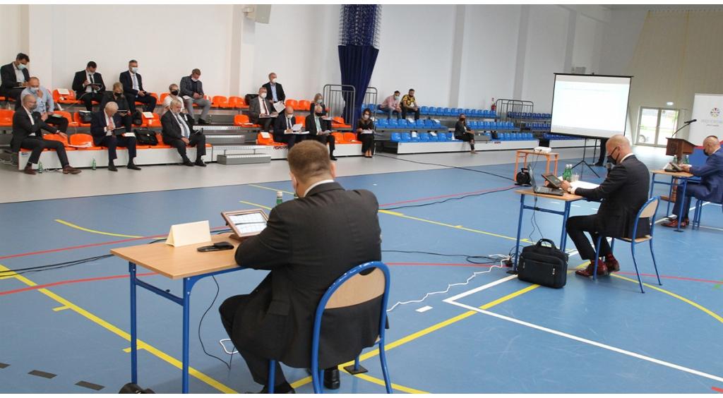 Sesja Rady Miasta Wejherowa