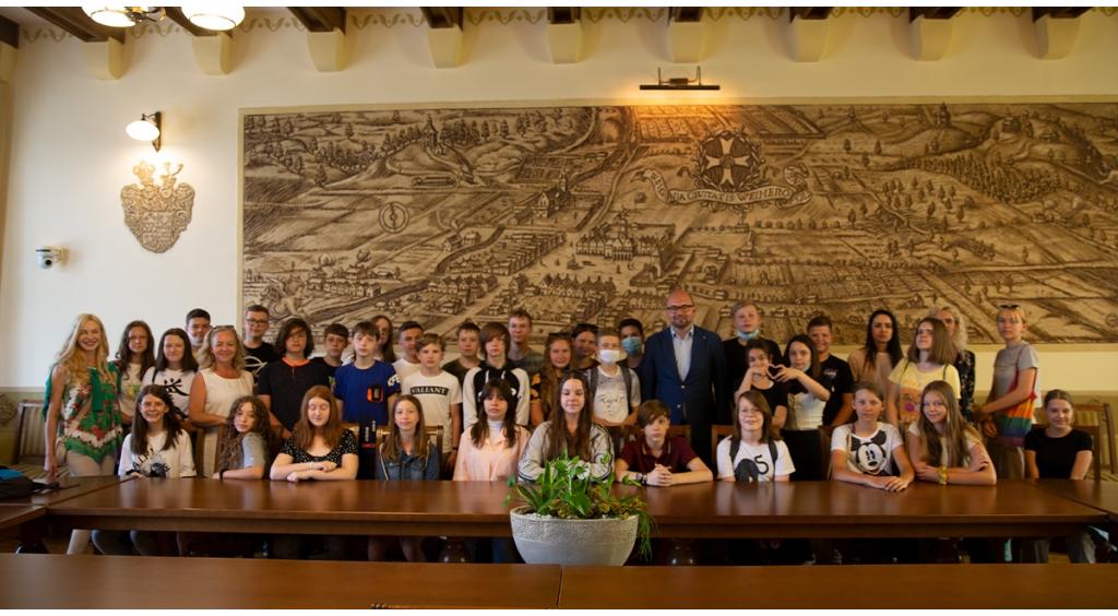 Uczniowie zwiedzili Ratusz