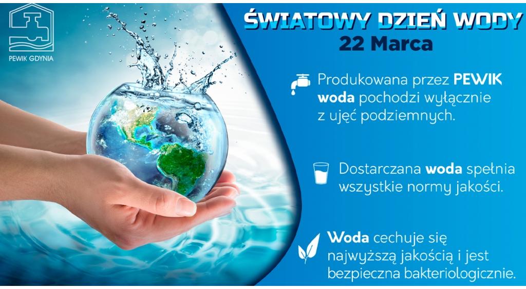 Światowy Dzień Wody - 22 marca