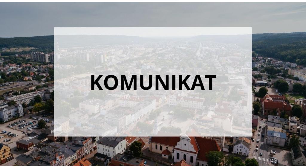 Komunikat z dnia 29.03.2020 r. Niepublicznego Zakładu Opieki Zdrowotnej Bukowa Sp. z o.o. w Wejherowie