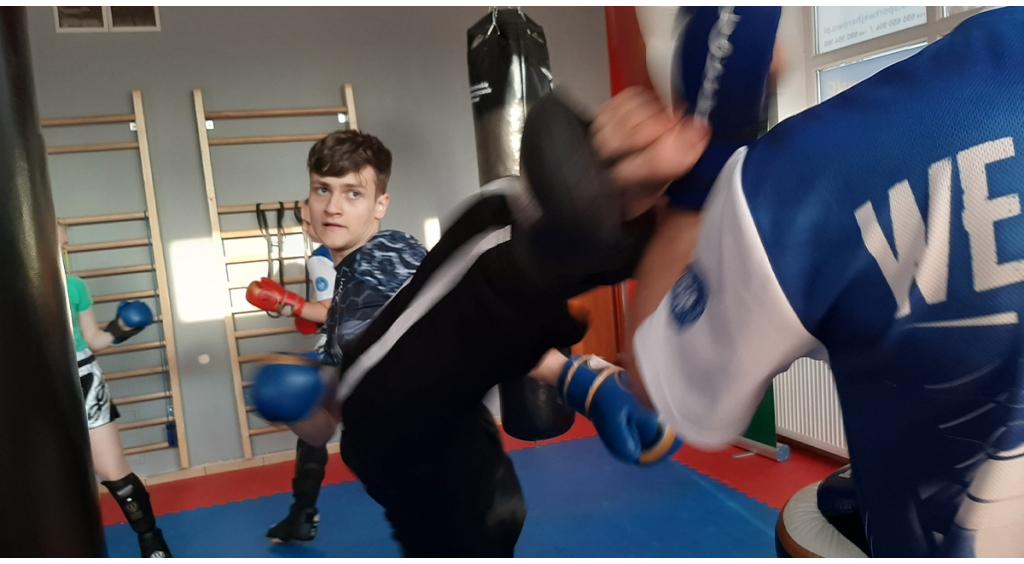 Zapisy na Kickboxing w Wejherowie
