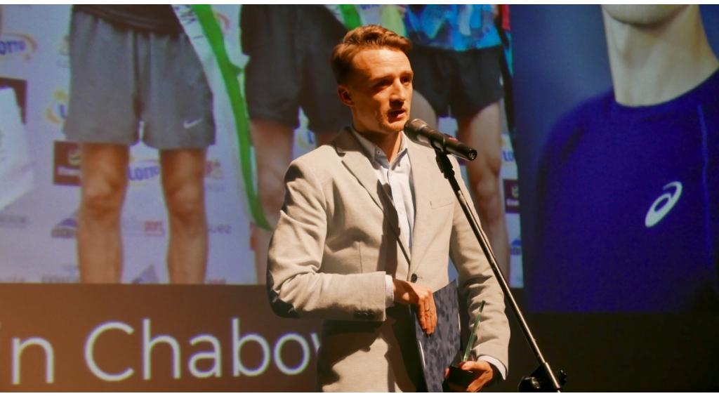 Marcin Chabowski wywalczył kwalifikację olimpijską