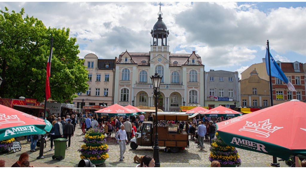 Smaki z całego świata zawitały do Wejherowa