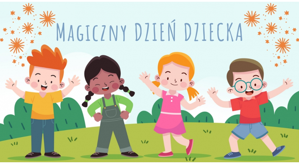 Magiczny Dzień Dziecka w Wejherowie