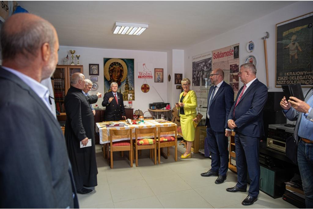 Nowa siedziba Wejherowskiej Wspólnoty Pokoleń