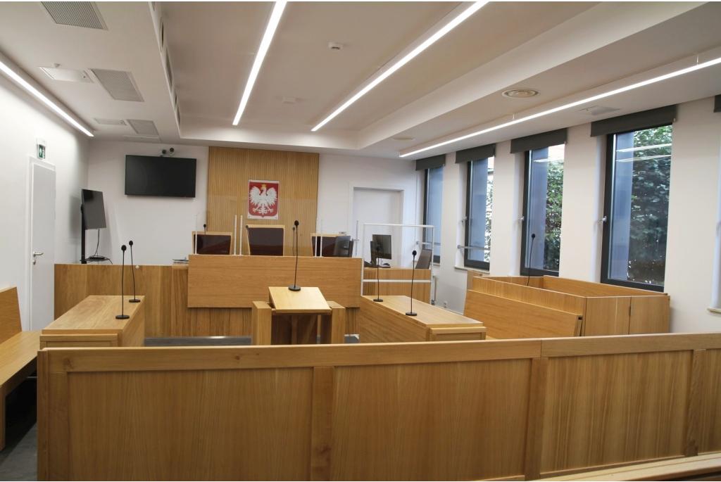 Uroczyste otwarcie Sądu Rejonowego