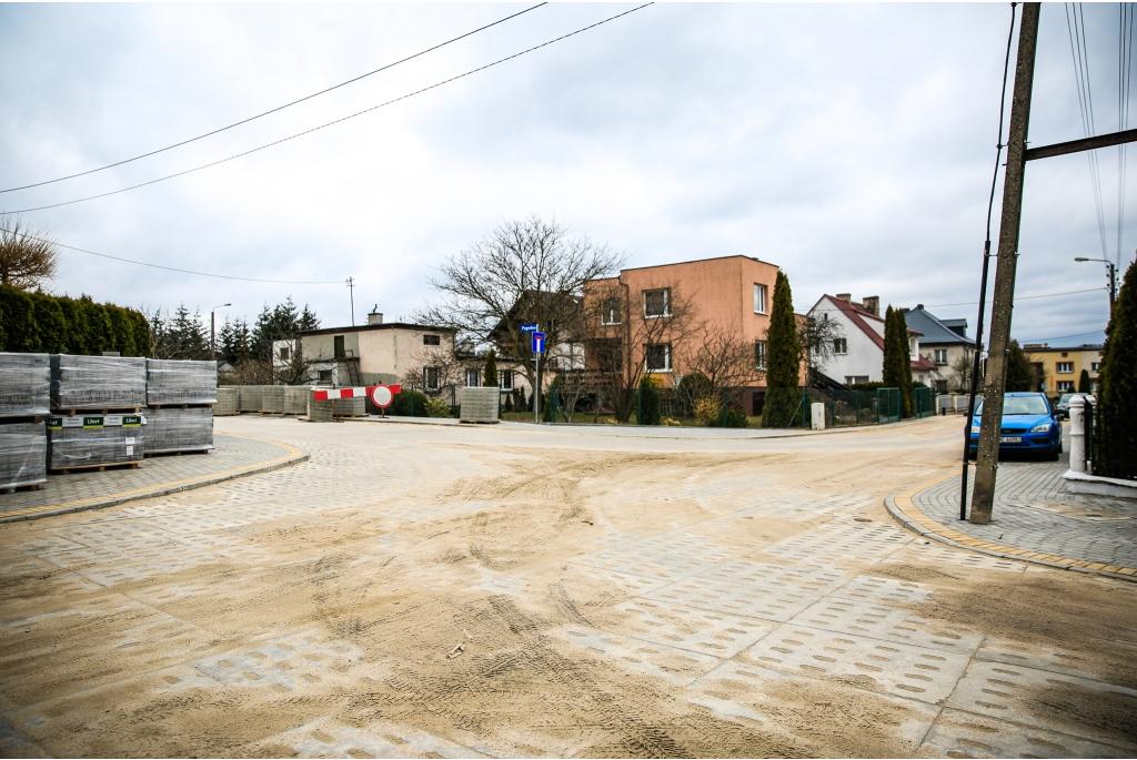 Kolejne ulice w Wejherowie są utwardzane