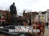 363. rocznica śmierci Jakuba Wejher