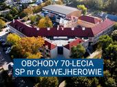 Obchody 70-lecia Szkoły Podstawowej nr 6 w Wejherowie