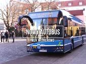 Nowy autobus MZK Wejherowo