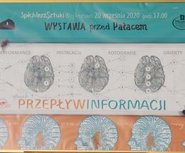 Wystawa Przepływ Informacji
