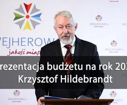 Prezentacja budżetu na rok 2021 - Krzysztof Hildebrandt