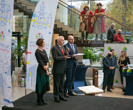 Inauguracja Wejherowskiej Karty Mieszkańca