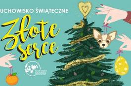 """Świąteczna atrakcja WCK – słuchowisko """"Złote serce"""""""