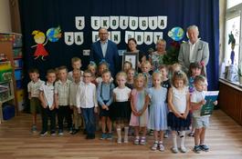 RÓŻA EKOLOGII 2021 dla wejherowskiego przedszkola