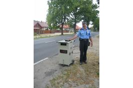 Fotoradar zapewni większe bezpieczeństwo na wejherowskich drogach