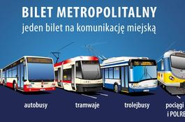 Zmiany w taryfie biletów Metropolitalnego Związku Komunikacyjnego Zatoki Gdańskiej