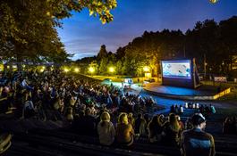 Rusza Kino pod Gwiazdami w wejherowskim amfiteatrze