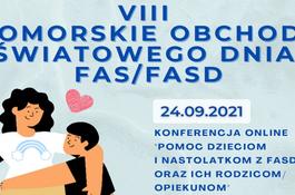 VIII Pomorskie Obchody Światowego  Dnia FAS/FASD