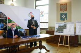 Rozpoczyna się rewitalizacja Parku Kaszubskiego