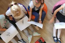 Warsztaty przyrodnicze dla dzieci w bibliotece