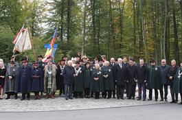 Rondo Kurkowego Bractwa Strzeleckiego w ul. Strzeleckiej