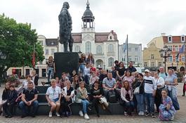 Turyści z Sianowa zadowoleni z wycieczki po Wejherowie