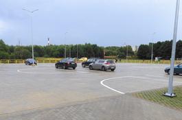 Nowy parking przy wejherowskim szpitalu już otwarty