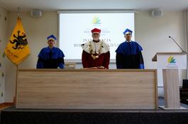 Inauguracja nowego roku akademickiego KPSW w Wejherowie