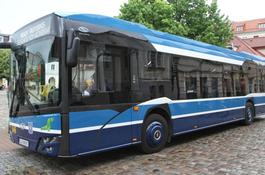 Ostatni nowy autobus MZK na tradycyjne paliwo
