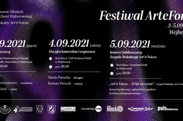 Festiwal ArteFonie w Wejherowie