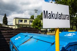 Harmonogram wywozu odpadów komunalnych na terenie miasta Wejherowa