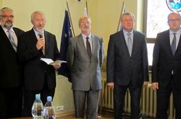 Konferencja dotycząca gospodarowania odpadami w Wejherowie