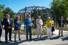 Park Cedron w Wejherowie otwarty dla mieszkańców