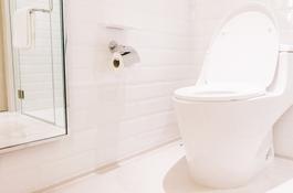 Toaleta to nie śmietnik!
