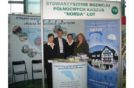 Wejherowo na targach w Białymstoku